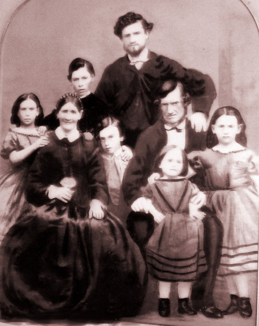 Simpson, Joseph and family pic