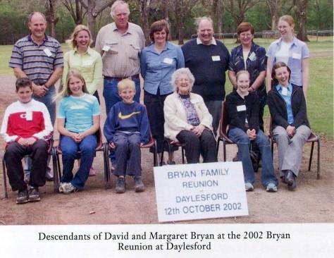 Bryan, 2002 Reunion