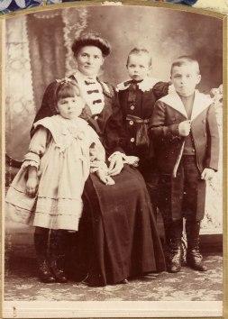 Caldwell Ann (nee Bryan) 1876-1974