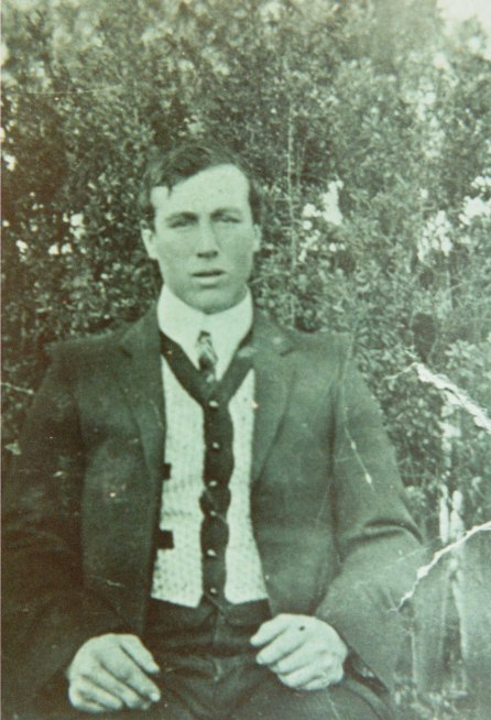George Arthur McMillan1888 1963 son of James McMillan and Isabella McWhinney fr Eril