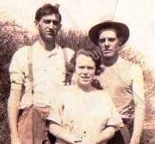 Halbert, Christine with Miller & Jim -