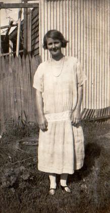 Auntie Dulcie ( I think)