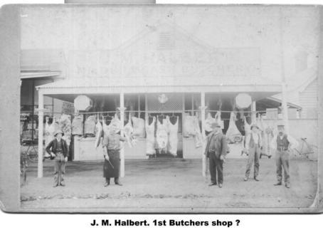 Halbert, Jonathans Butcher shop Mildura