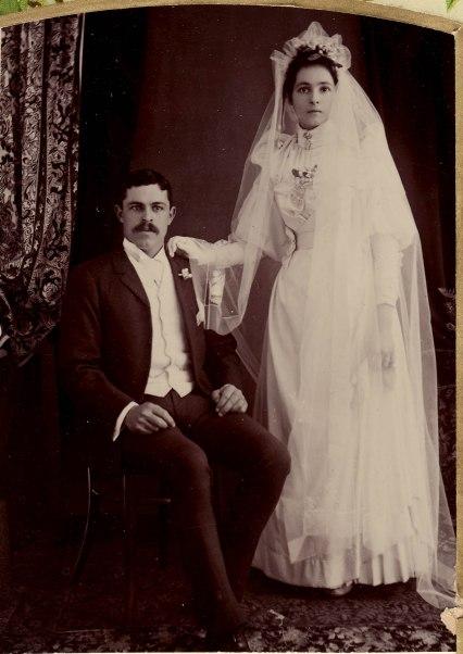 Hill Janet (Jessie) (nee Bryan) 1870-1902+William 1869-1908