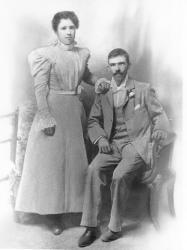 McMillan, Elizabeth Ann (Tot) with Samuel Hayman fr Neil