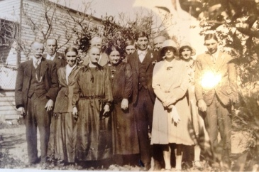 McMillan, Mary Ellen Anne & Ernest Austin with John Thomas fr Ian M