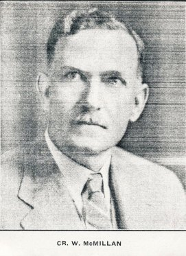 McMillan, Walter Nathaniel 1882-1958 son of Nathaniel McMillan and Margaret Sophia Sparks. Fr Eril