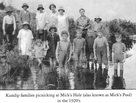 Mick's PooL Kundip Fr Marion