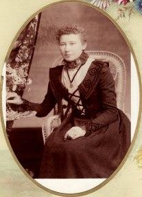 Morgan Mary (nee Bryan) 1882-1946