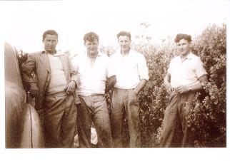Perrin, Mark, Ian, John & Fred Perrin