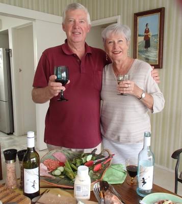 Ian & Pam Bryant Mar '18 Reunion