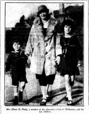 Pauly, Elmer Family Sun Sydney, Wed. 29 July 1925, p15