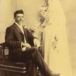 Keogh, Thos & Catherine marriage 1898 fr Kath