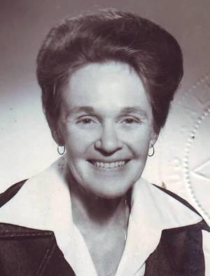 Marie Bryant (nee Broadhurst)