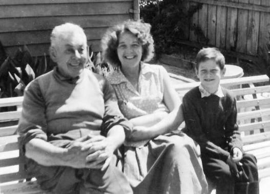 Syd, Marie and John Bryant