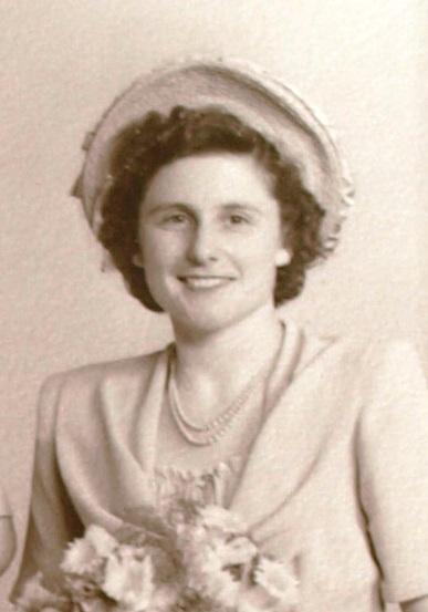 Betty Graham (nee Broadhurst)