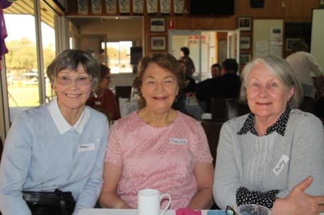 Jenny, Thelma & Betty.