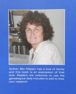 1 a. Author Bev Mappin