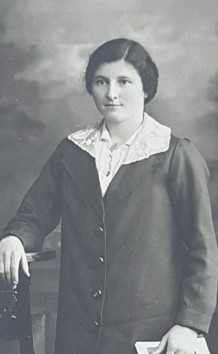 Gammage, Irene 1914 fr Bill
